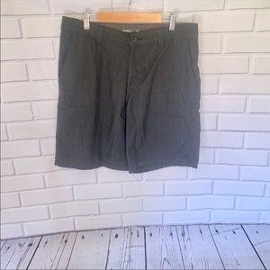 O'NEILL. black shorts. Size 34